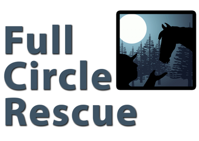 Full Circle Rescue | Equine Rehab