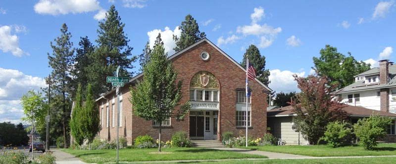 Woman's Club Spokane